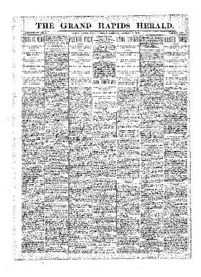 Grand Rapids Herald, Tuesday, January 09, 1900