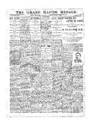 Grand Rapids Herald, Wednesday, January 03, 1900