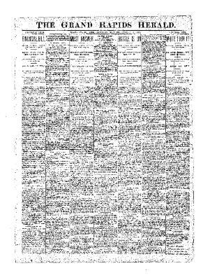 Grand Rapids Herald, Thursday, January 04, 1900
