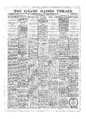 Grand Rapids Herald, Wednesday, January 17, 1900