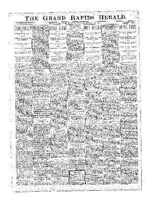 Grand Rapids Herald, Thursday, January 25, 1900
