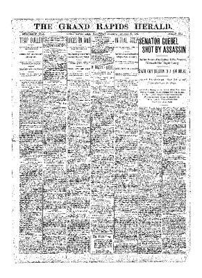 Grand Rapids Herald, Wednesday, January 31, 1900