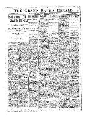 Grand Rapids Herald, Monday, January 29, 1900