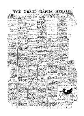 Grand Rapids Herald, Monday, January 01, 1900