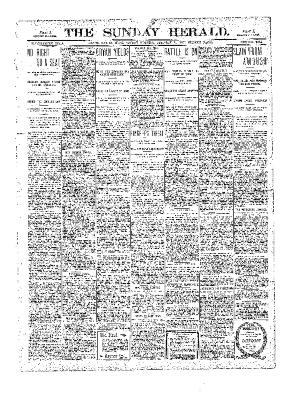 Grand Rapids Herald, Sunday, January 21, 1900