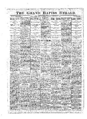 Grand Rapids Herald, Saturday, February 03, 1900