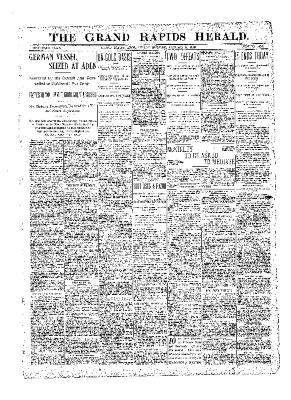 Grand Rapids Herald, Friday, January 05, 1900