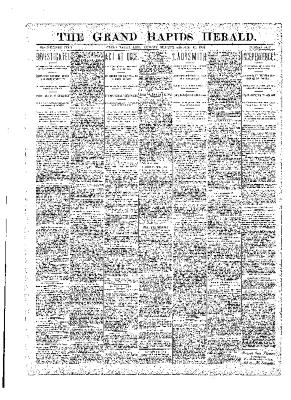 Grand Rapids Herald, Tuesday, January 30, 1900