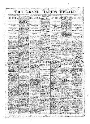 Grand Rapids Herald, Wednesday, January 10, 1900