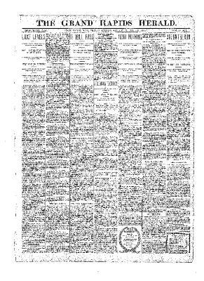 Grand Rapids Herald, Tuesday, January 23, 1900