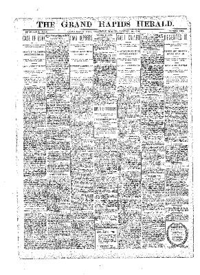 Grand Rapids Herald, Wednesday, January 24, 1900