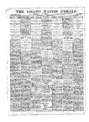 Grand Rapids Herald, Friday, February 02, 1900