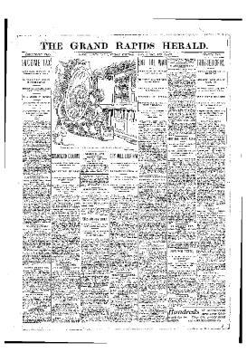 Grand Rapids Herald, Friday, April 05, 1901
