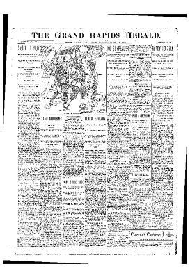 Grand Rapids Herald, Friday, April 12, 1901