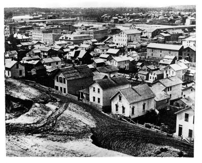 Grand Rapids in 1873