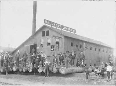 Halladay Lumber Co.