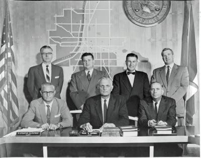 Grand Rapids City Commission / City Officials