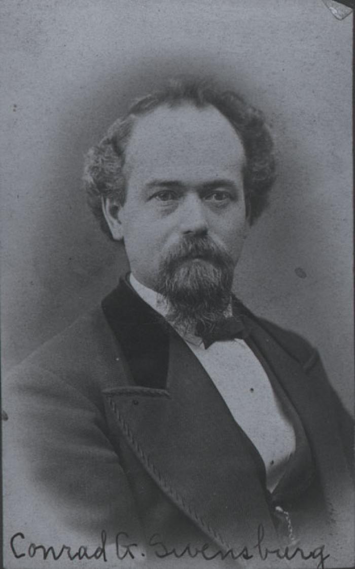 Conrad G. Swensberg