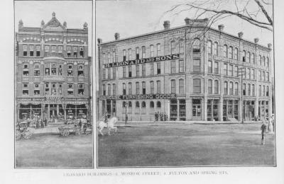 H. Leonard & Sons Buildings