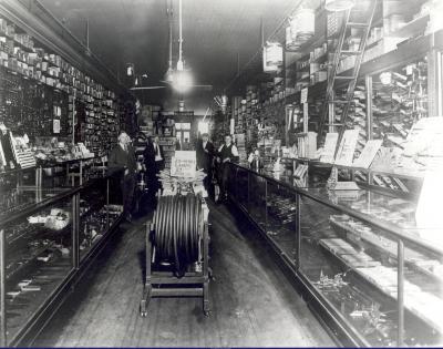William P. Kutsche hardware store