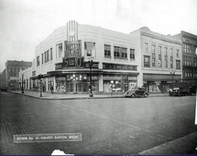 S.S. Kresge's Dime Store