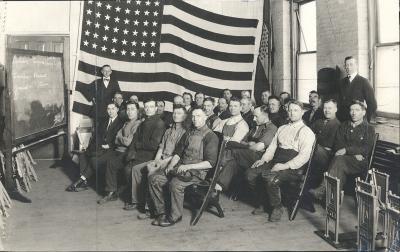 Americanization Class