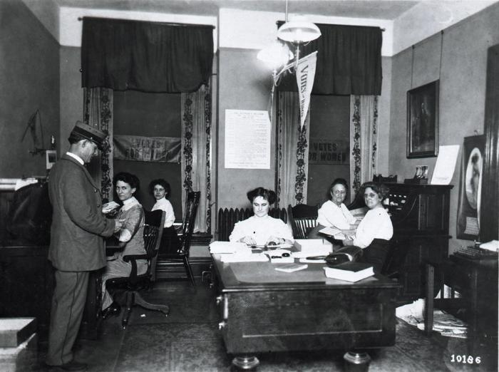Michigan Women's Suffrage