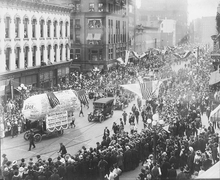 Parades, Grand Rapids
