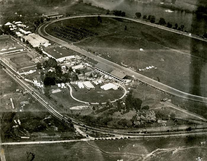 Fairgrounds, Comstock Park