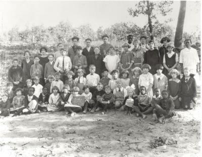 Walker School District, 1924