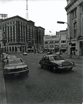 Campau Square View