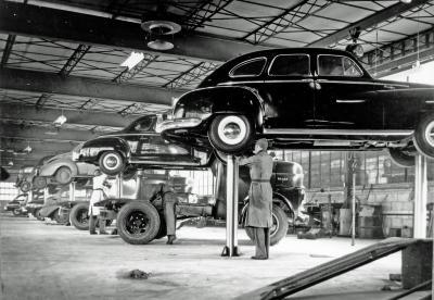 Bissell Sears Motors Inc.