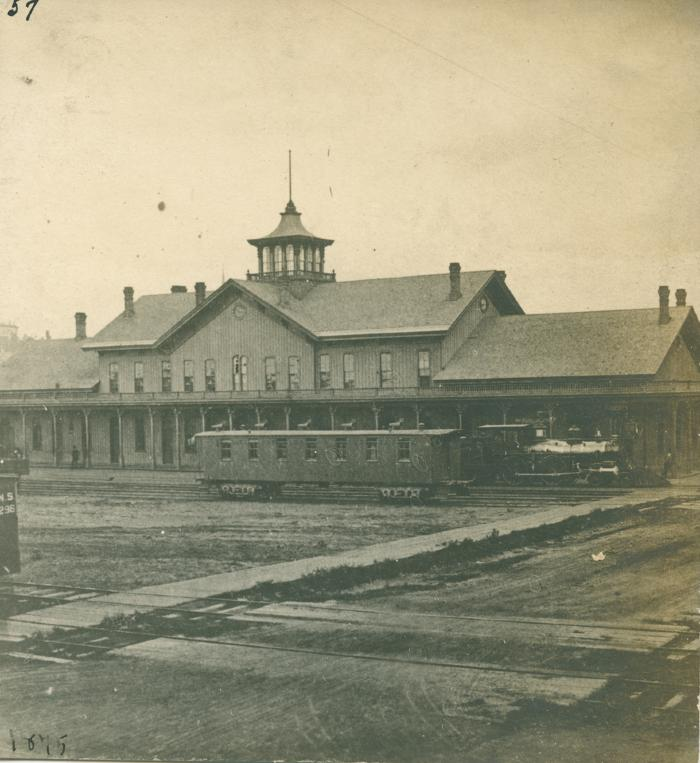 Old Union Station, 1875