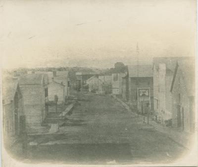 Market Street, 1857