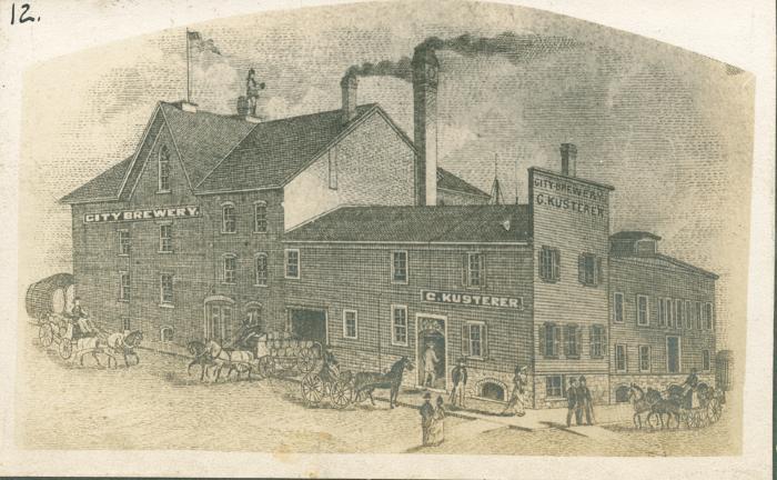 Kusterer Brewery