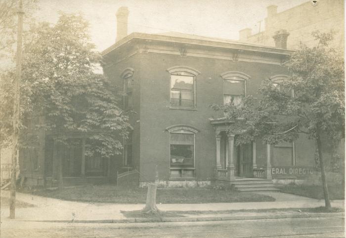 Henry house, 1875