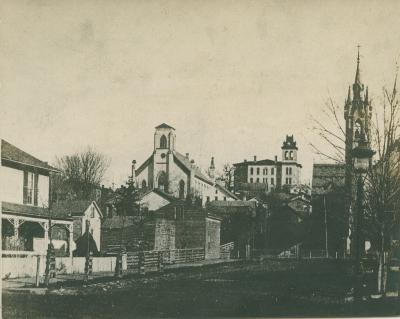 Pearl and Division view, 1875