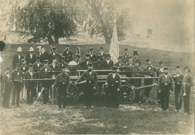 Kent Street Company #2, 1865