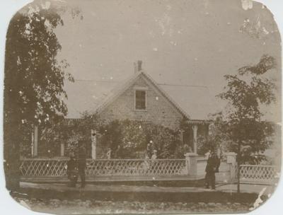 Lyon house, 1865