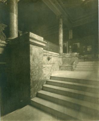 Grand Rapids Public Library, Interior, 1925
