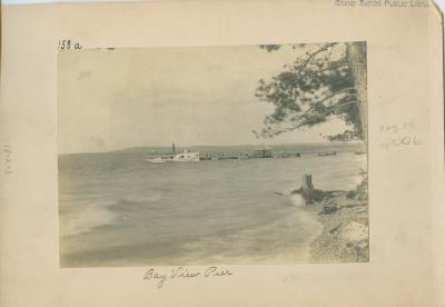 Bay View pier