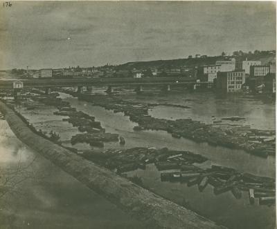 Grand River view, 1870
