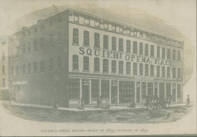 Squiers opera house