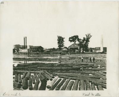 Withey's Mill, 1870