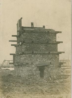 Lime kiln, 1866