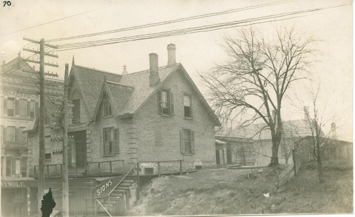 Haldane house