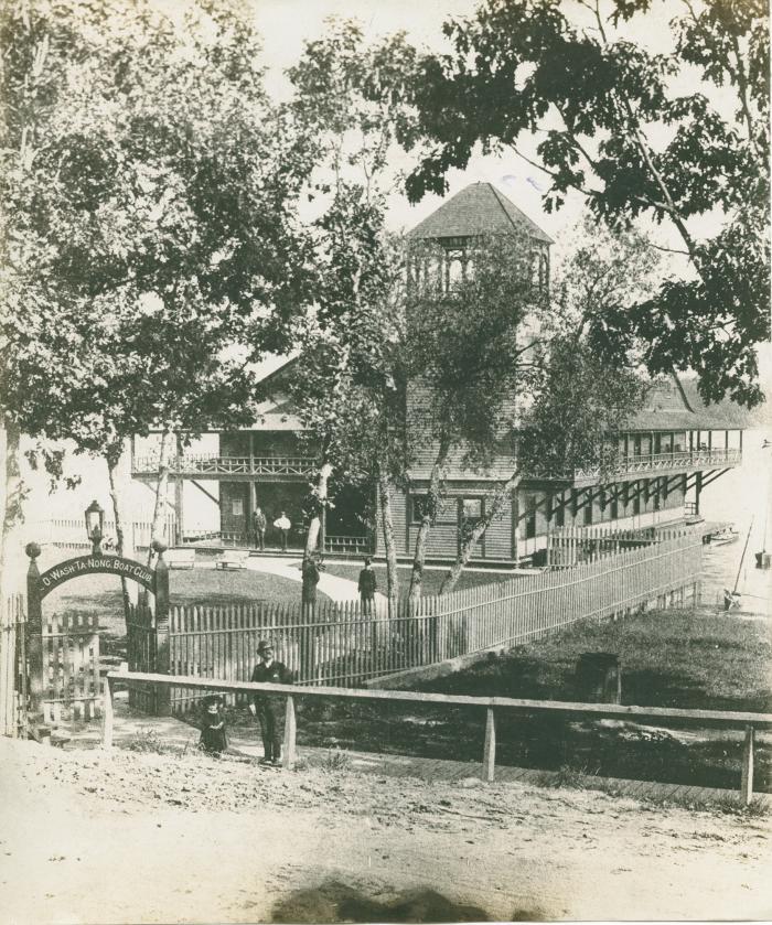 O-Wash-Ta-Nong Boat Club