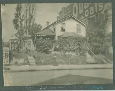 Waters House