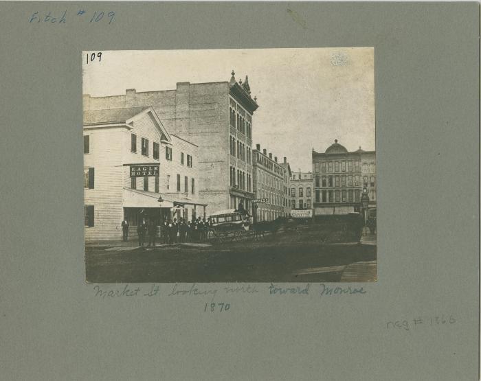 Market Street, 1870