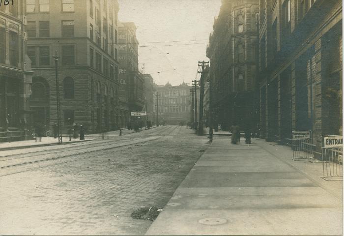 Ottawa Avenue view, 1925